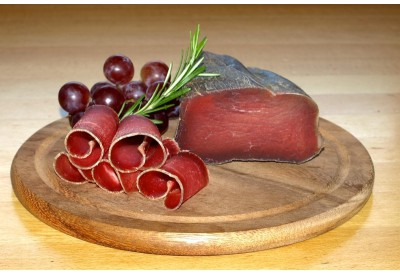 Dired meat